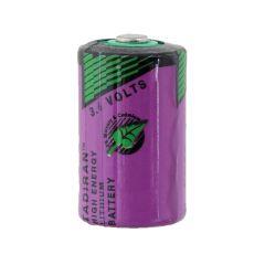 סוללת ליתיום 1/2 AA טיוניל כלוריד