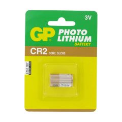סוללת ליתיום 3V CR2 למצלמה