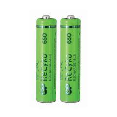 סוללת GP C2 1.2V 650mA AAA NiMH