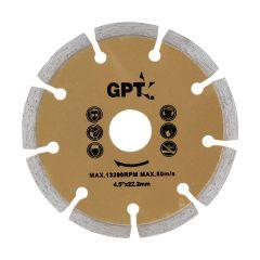 דיסק יהלום'4.5 לחיתוך שיש וגרניט
