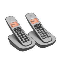 טלפון ביתי דק כפול HELIO