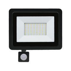 תאורת הצפה סטאר 50W AC אור יום משולב חיישן