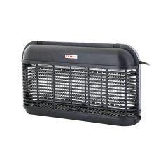 קוטל חרקים לד LED Z300 UV 8W שחור
