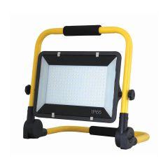 פנס הצפה נטען 100W LED אופק אור יום