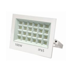 תאורת הצפה לד AC 100W QUEEN לבן אור חם
