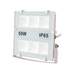 תאורת הצפה PRINCE DESIGN 50W לבן- אור יום
