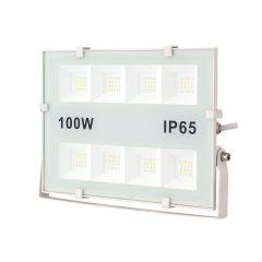 תאורת הצפה PRINCE DESIGN 100W לבן- אור יום