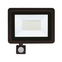 תאורת הצפה סטאר 150W AC משולב חיישן- אור יום